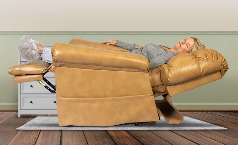 The Perfect Sleep Chair Best Sleeping Recliner Lift Chair